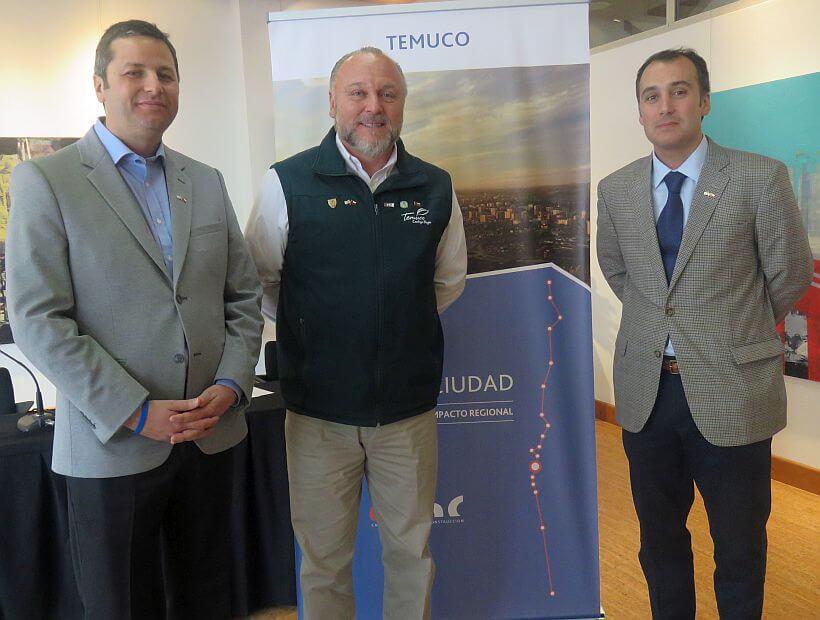 """Cámara Chilena de la Construcción invita a construir Temuco con el proyecto """"Visión Ciudad"""""""