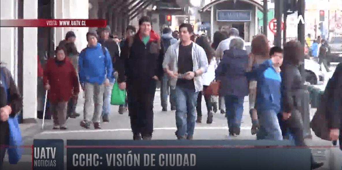 """""""VISIÓN CUIDAD"""" Temuco"""