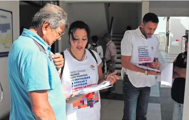 Alto Hospicio: Comienza consulta ciudadana para proyectar la comuna.