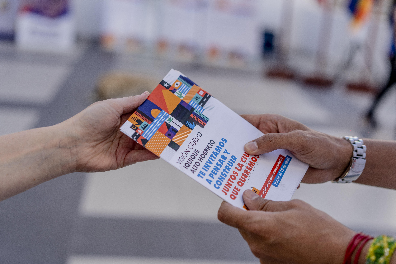 Tarapacá Online: Proyecto Visión Ciudad Inicia consulta ciudadana en Iquique y Alto Hospicio