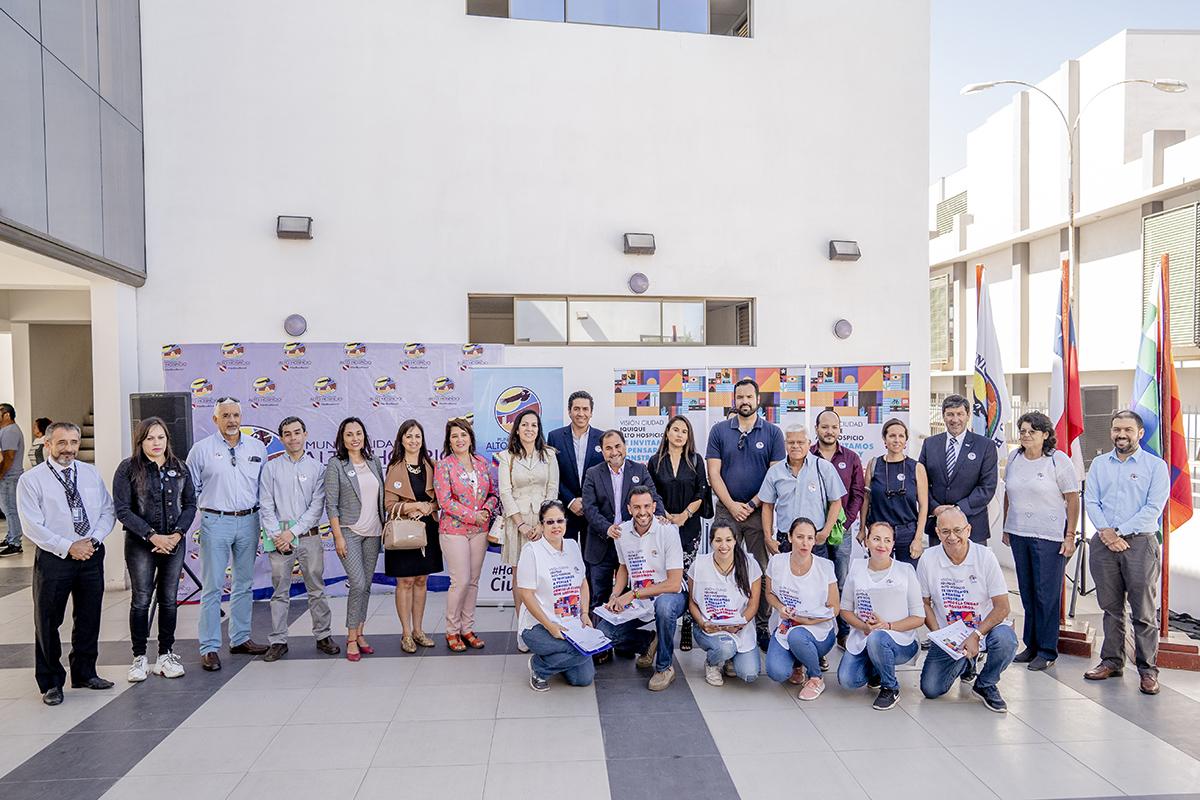 Iquique Visión: Proyecto visión ciudad inicia consulta ciudadana en Iquique y Alto Hospicio.