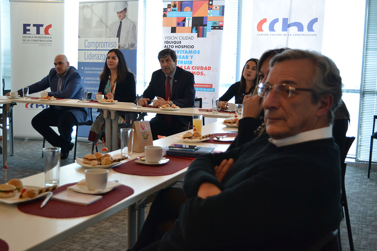 Consejo Urbano de Iquique analiza resultados de Consulta Abierta