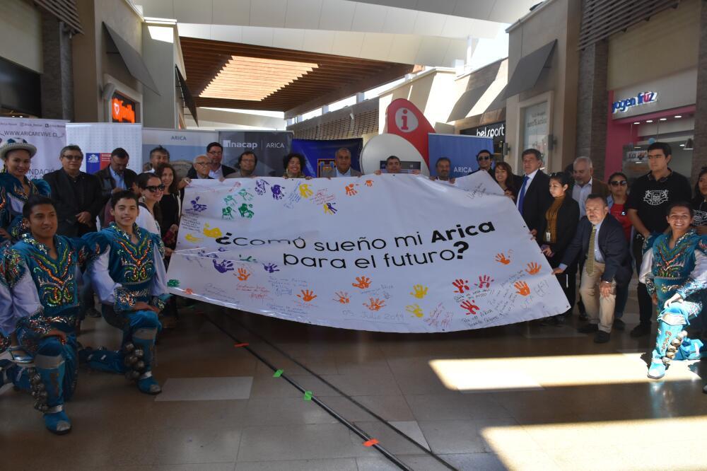 Constituyen Consejo Urbano para trazar el futuro de Arica.
