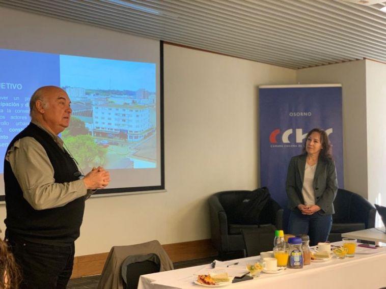 Visión Ciudad Osorno: Actores claves se reúnen en primera instancia de acercamiento